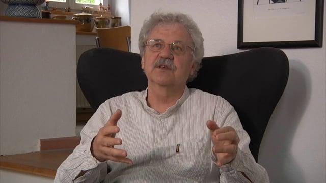 FILM 2: Paul Maar über Kinderwünsche, Kindheit und Mut