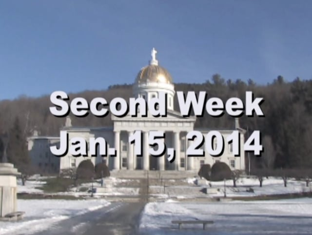 Under The Golden Dome 2014 Week  2