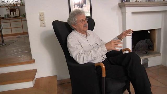 FILM 4: Paul Maar über seine Arbeit als Autor und Illustrator