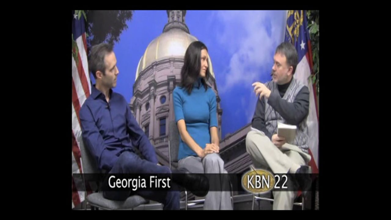 Georgia First- Baby Designed By God