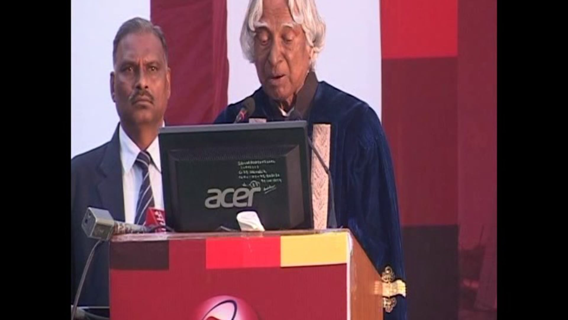 4th Foundation Day - Dr. APJ Abdul Kalam
