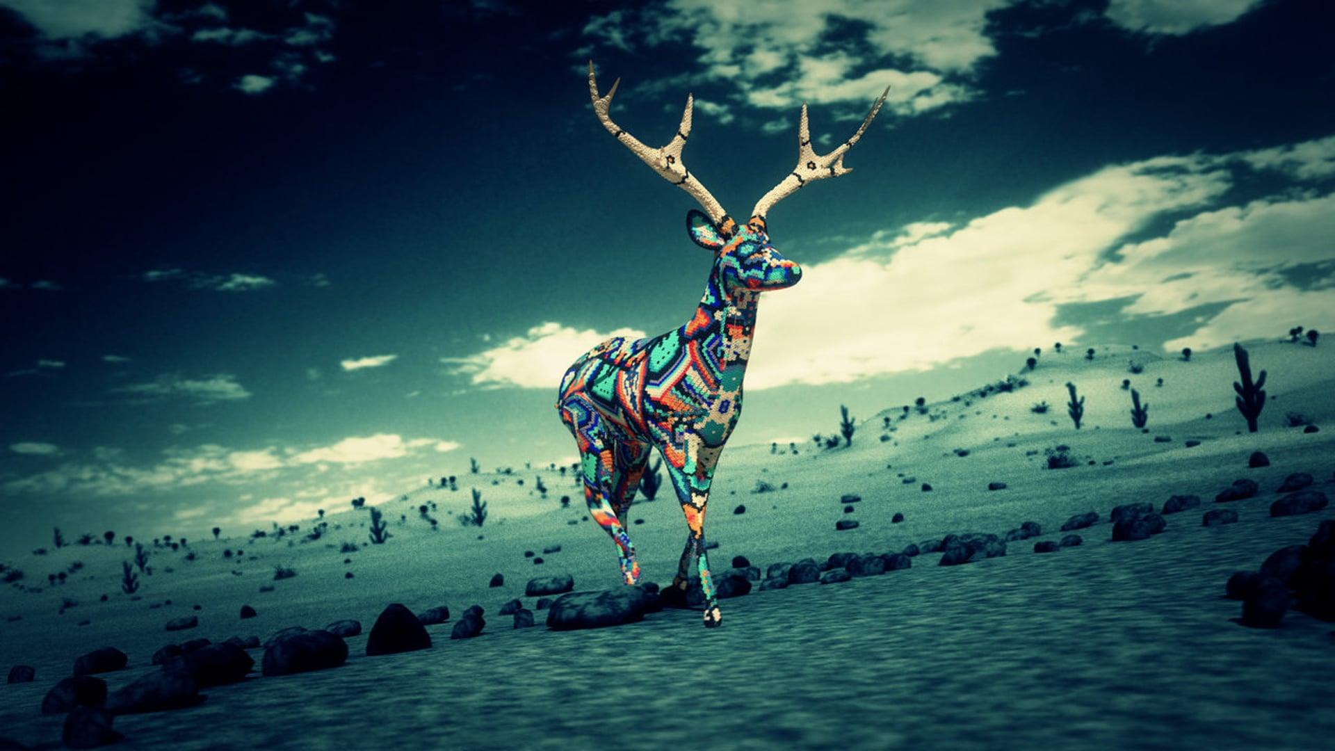 KAUYUMARI The Blue Deer (Subtitles Option)