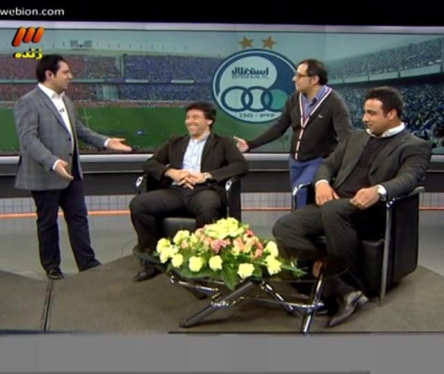 Persepolis vs Esteghlal - FULL - Week 23 - 2013/14 Iran Pro League