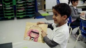 Éveil aux langues et livres bilingues