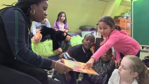 Littérature jeunesse et vocabulaire