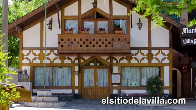 Villa General Belgrano - Te esperamos !