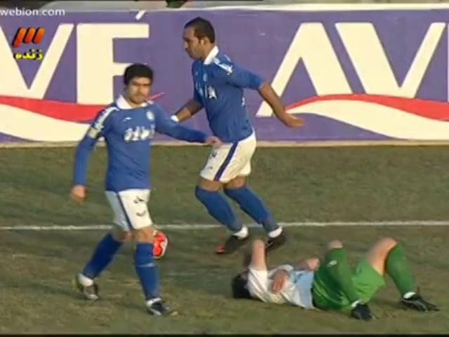 Zob Ahan vs Esteghlal - FULL - Hazfi CUP