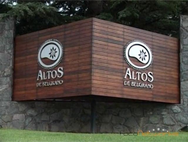 Cabañas y Hotel Altos de Belgrano
