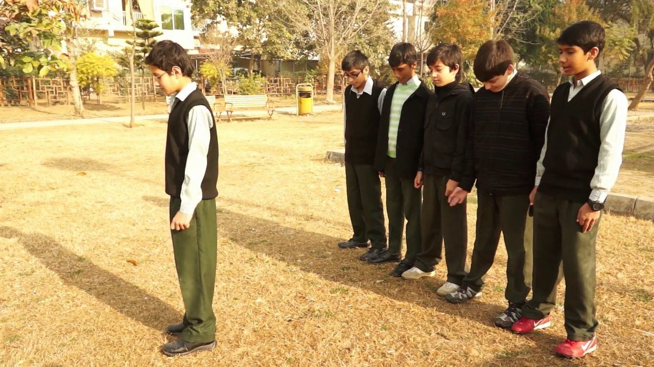 How to Find the Direction of the Qiblah- by AIS students
