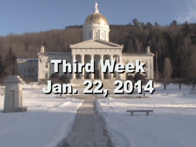 Under The Golden Dome 2014 Week 3