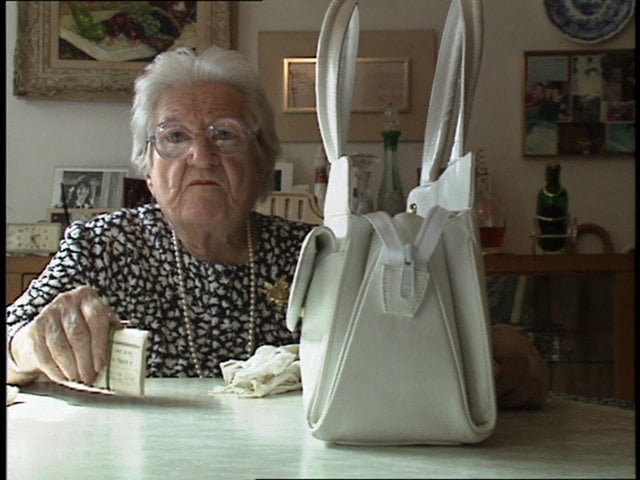Portable Portrait: THELMA GEHRY (1989)