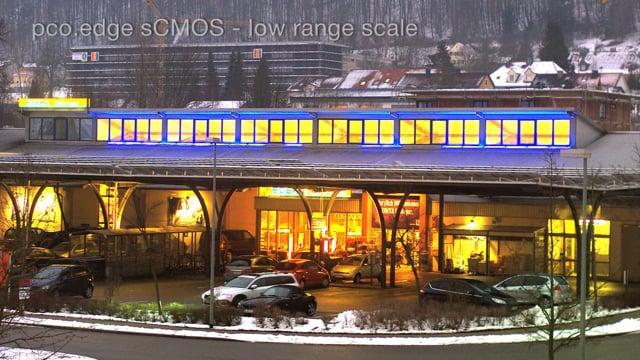 scientific CMOS pco.edge - high dynamic and sensitivity (sCMOS)