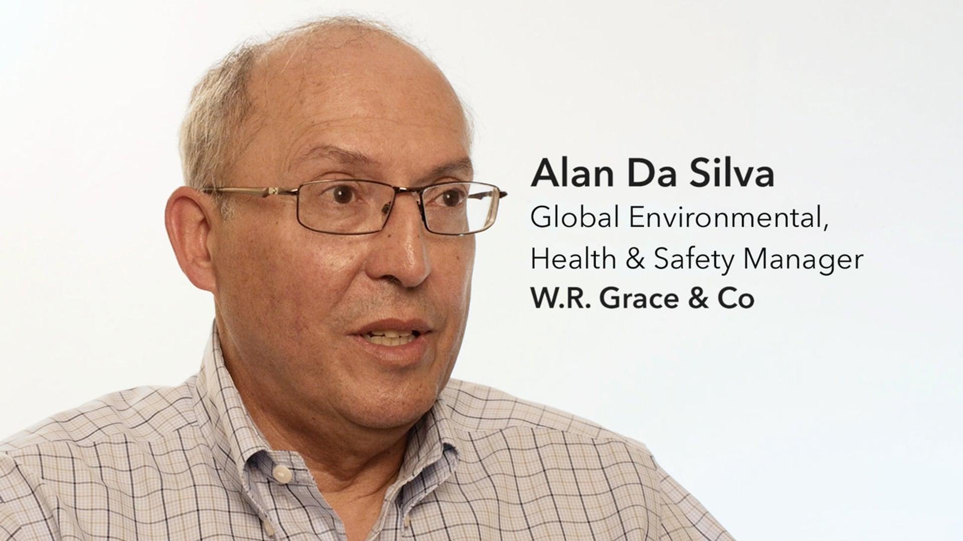 WR Grace & Co | Alan Da Silva