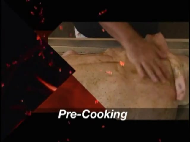 Video 3 Pre-Cooking
