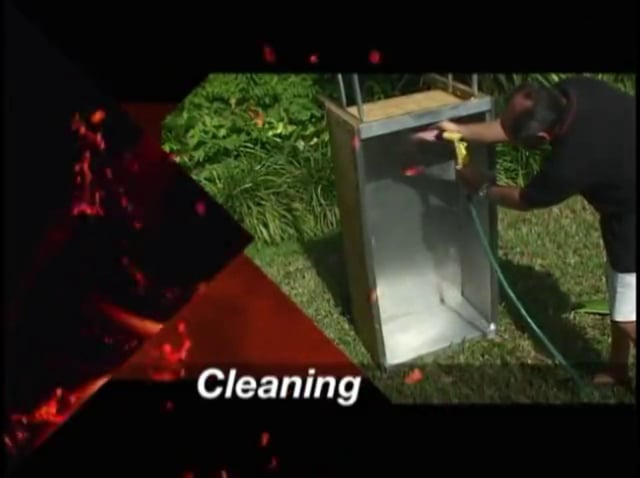 Video 6 Cleaning
