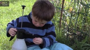 Watch Two Year Olds Outdoors - Tristan