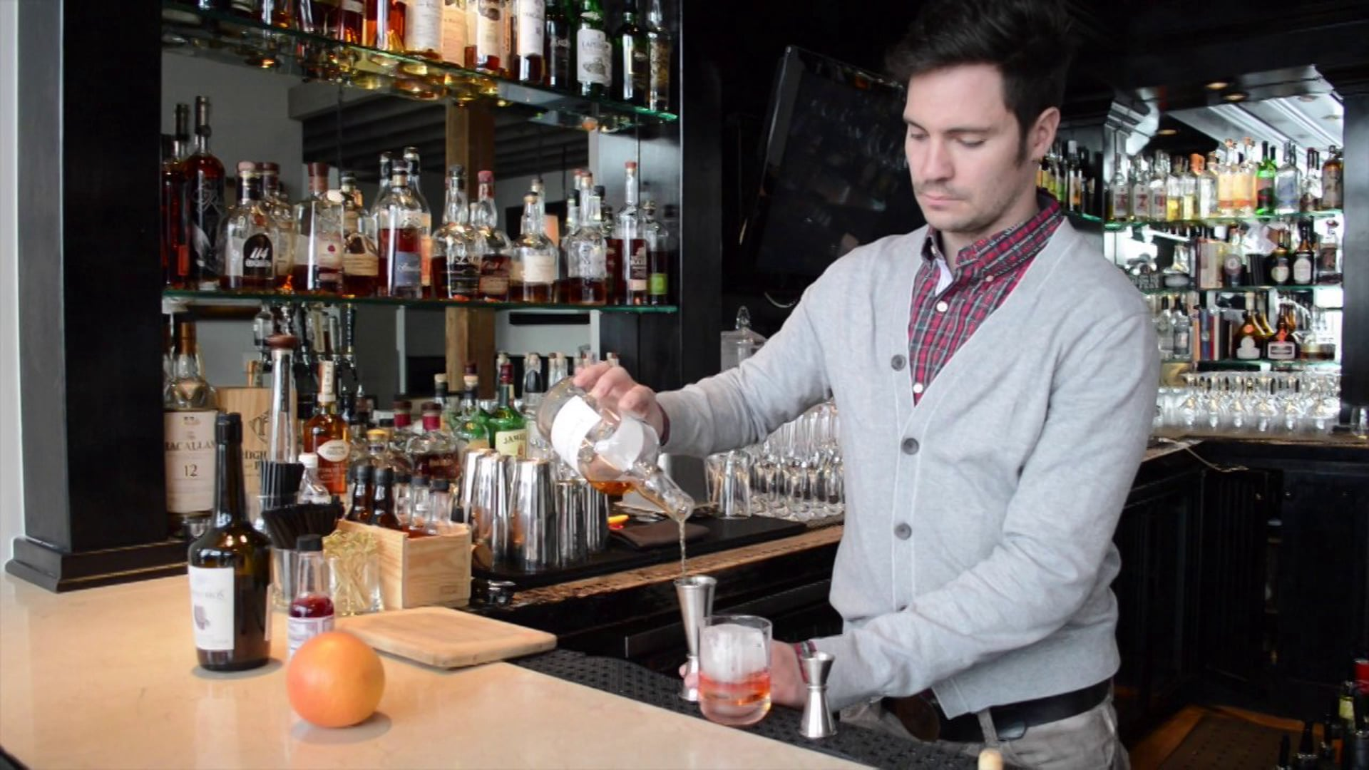 """Colorado Cocktail Challenge: Kevin Burke's """"The 4th Pin"""""""