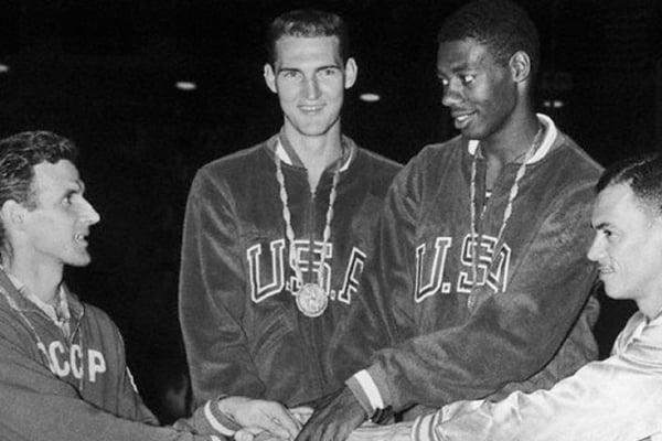 Basketball Guru: 1960 Olympics