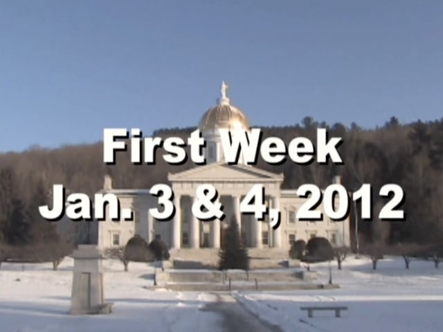 Under The Golden Dome 2012 Week 1