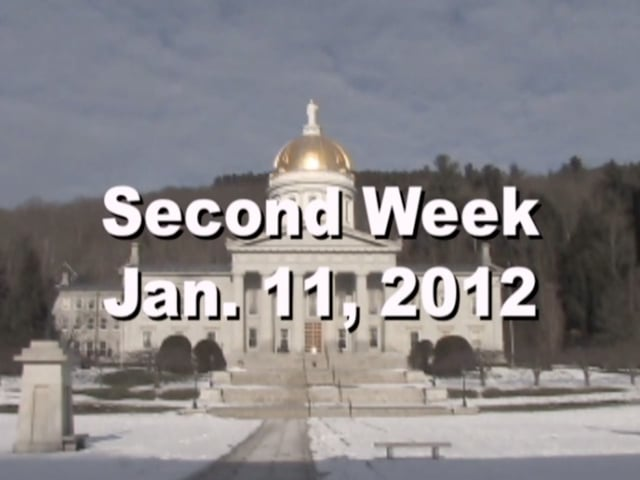 Under The Golden Dome 2012 Week 2