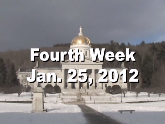 Under The Golden Dome 2012 Week 4