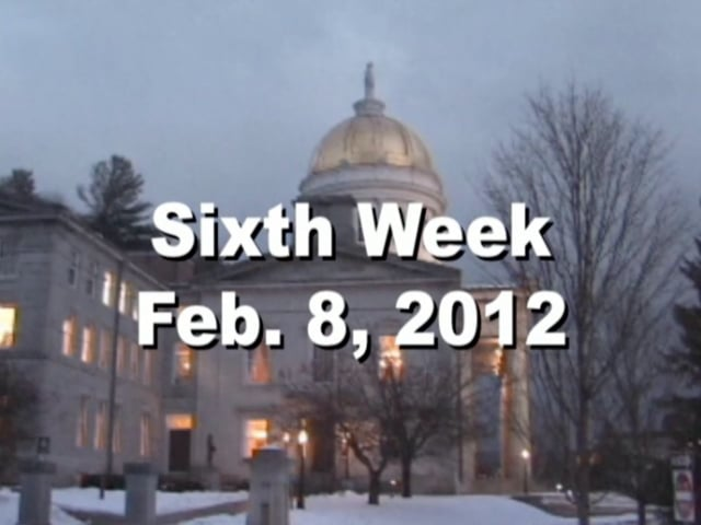 Under The Golden Dome 2012 Week 6