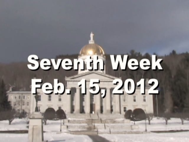 Under The Golden Dome 2012 Week 7