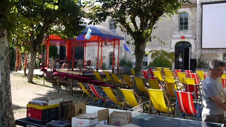 cinema en plein air - 2012