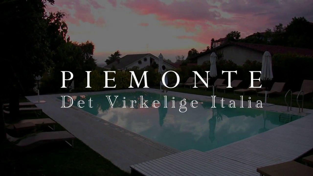 Promo for Piemonte