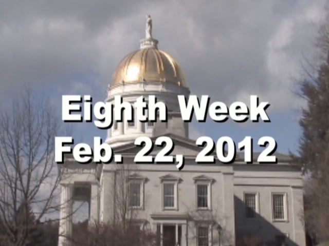 Under The Golden Dome 2012 Week 8