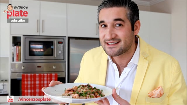 Vincenzo's Plate Online Snapshots and Promotion Videos Test