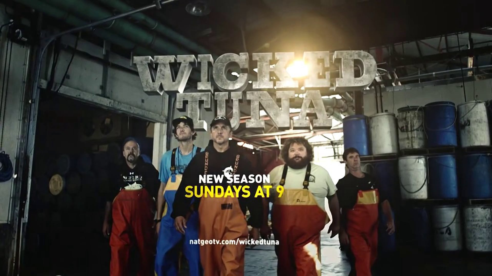 """""""Captains"""" Wicked Tuna S3 :45 Sizzle"""