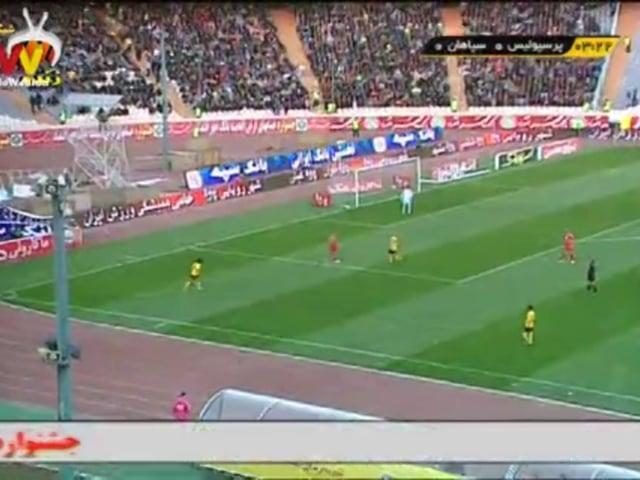 Persepolis vs Sepahan - FULL - Week 25 - 2013/14 Iran Pro League