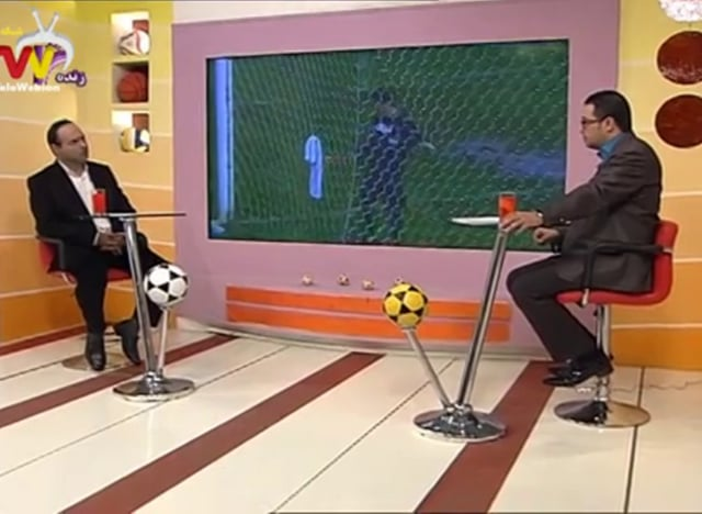 Malavan vs Naft Tehran - FULL - Week 25 - 2013/14 Iran Pro League