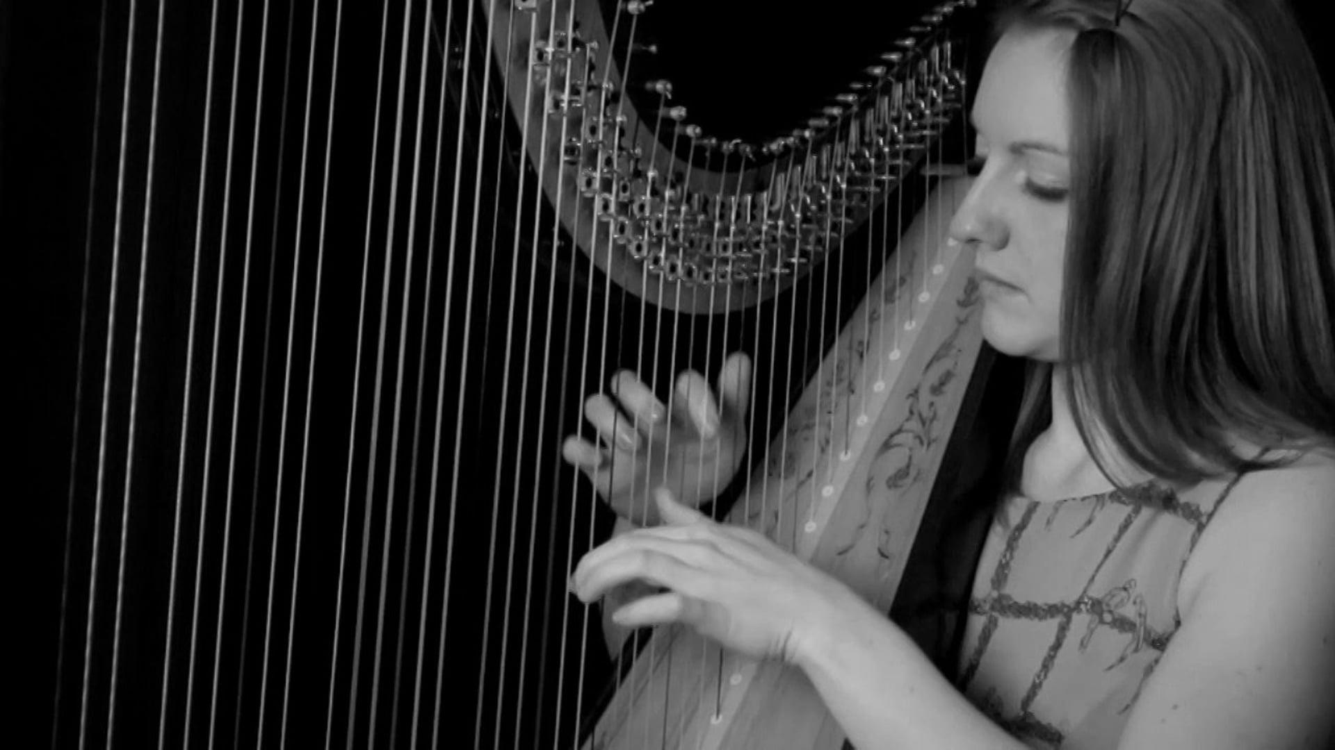 Alice Kirwan, Harpist
