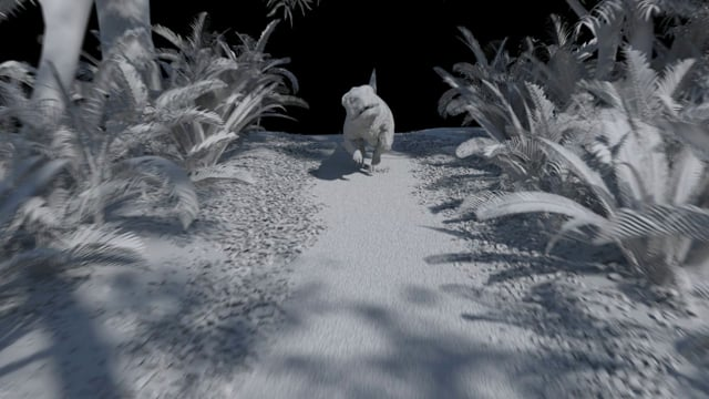 Dinosaur   VFX