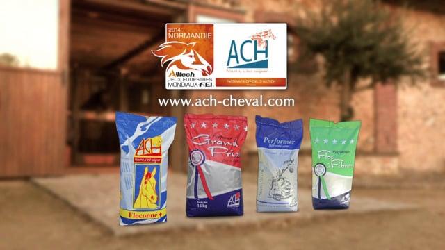 ACH - Publicité 2014
