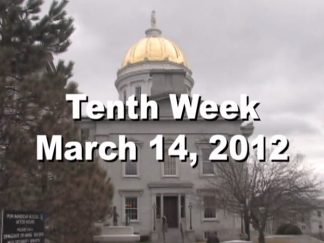 Under The Golden Dome 2012 Week 10