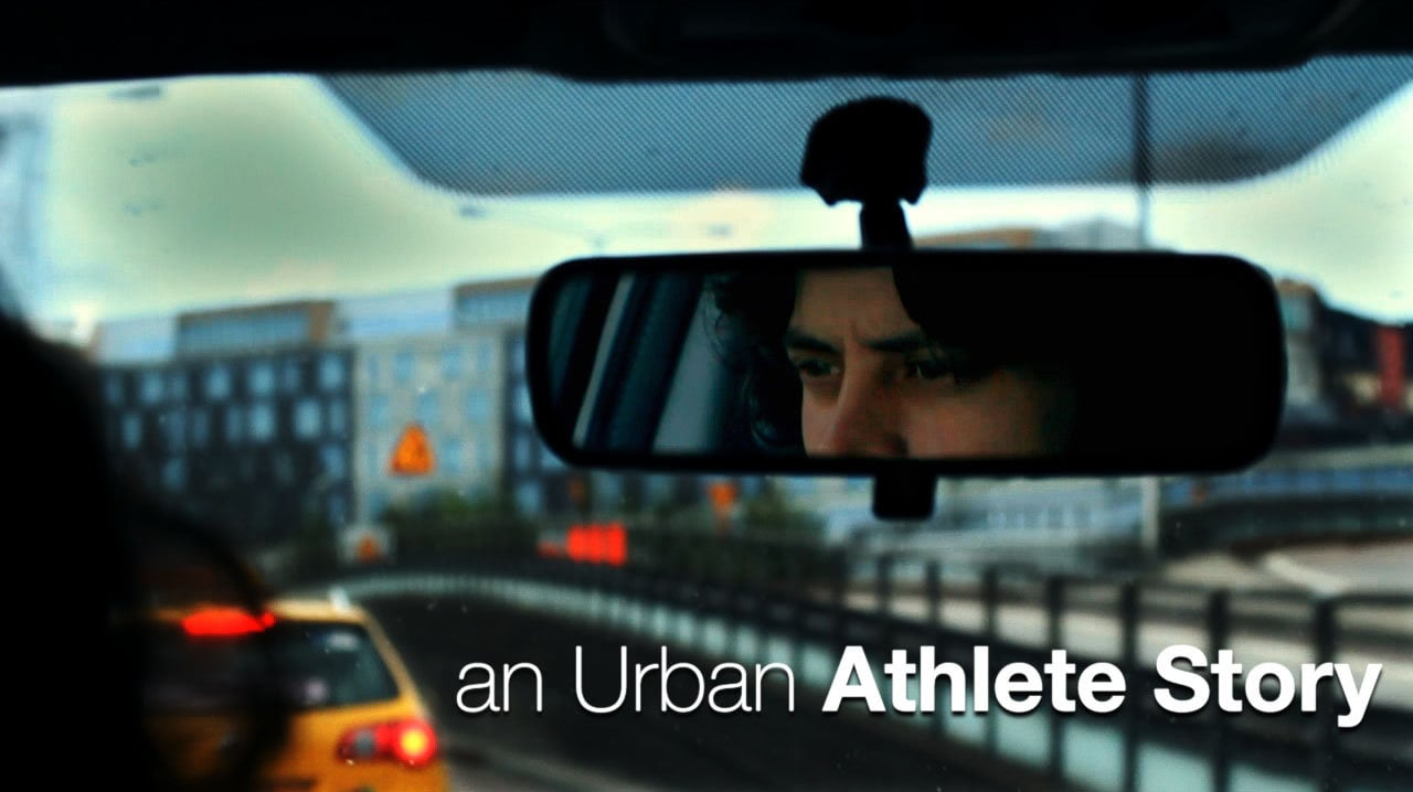an Urban Athlete Story - a Rollerblading Documentary