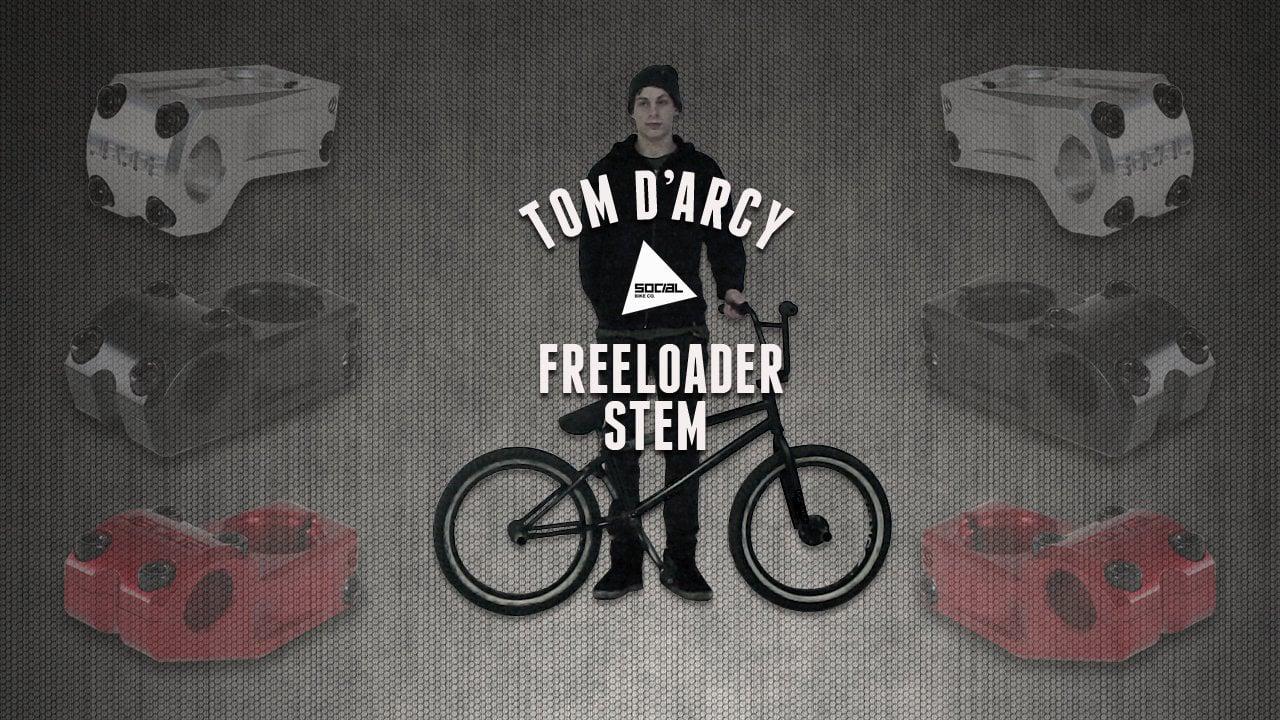 Freeloader Stem Promo / Tom D'Arcy