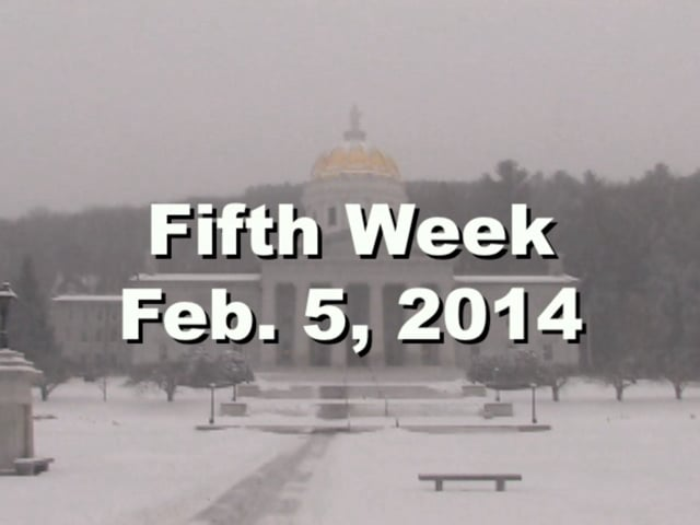 Under The Golden Dome 2014 Week 5