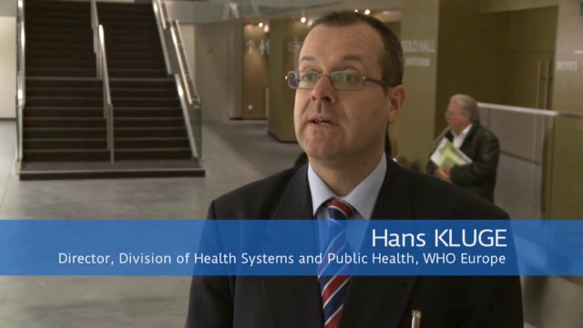 Dr. Hans Kluge talks to ASPHER about the public health workforce in the European Region
