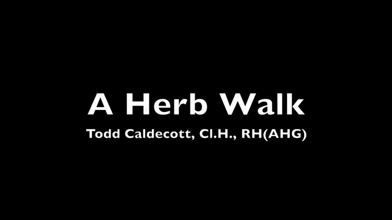 A Herb Walk