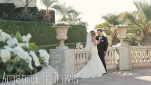 Amanda & Travis - La Jolla Wedding