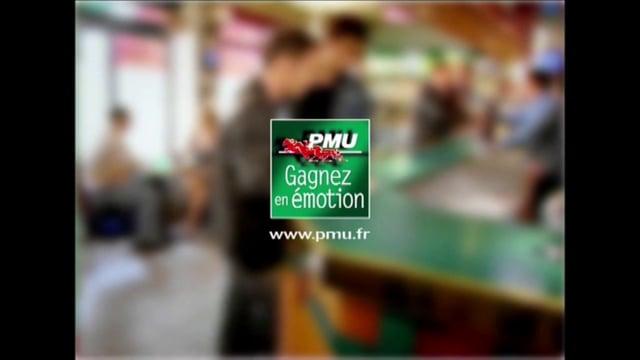 Publicite PMU