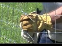Non-Climb Horse Fence Installation (How To)