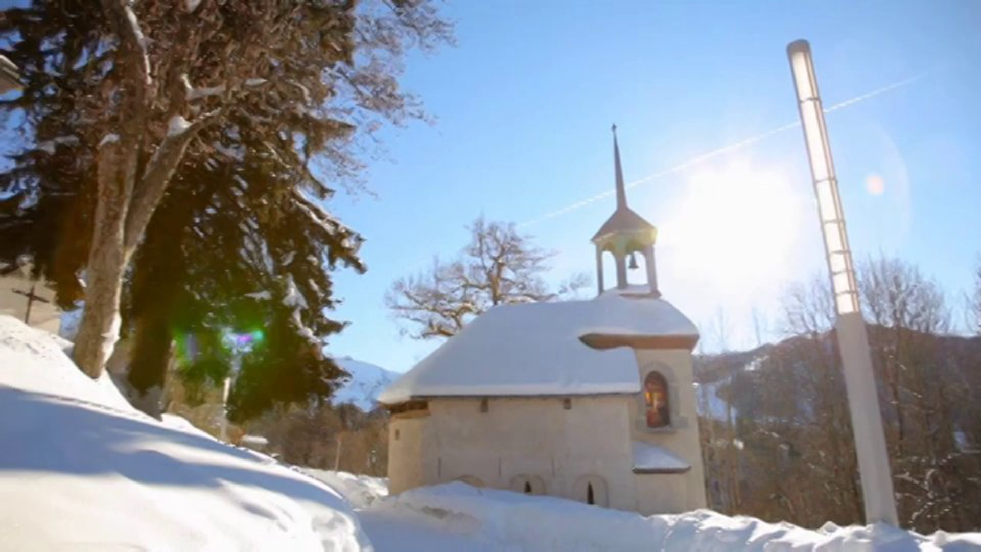 Haute-Savoie – le Calvaire de Megève – Edouard