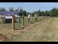 Setting Fence Posts Installation (How To)