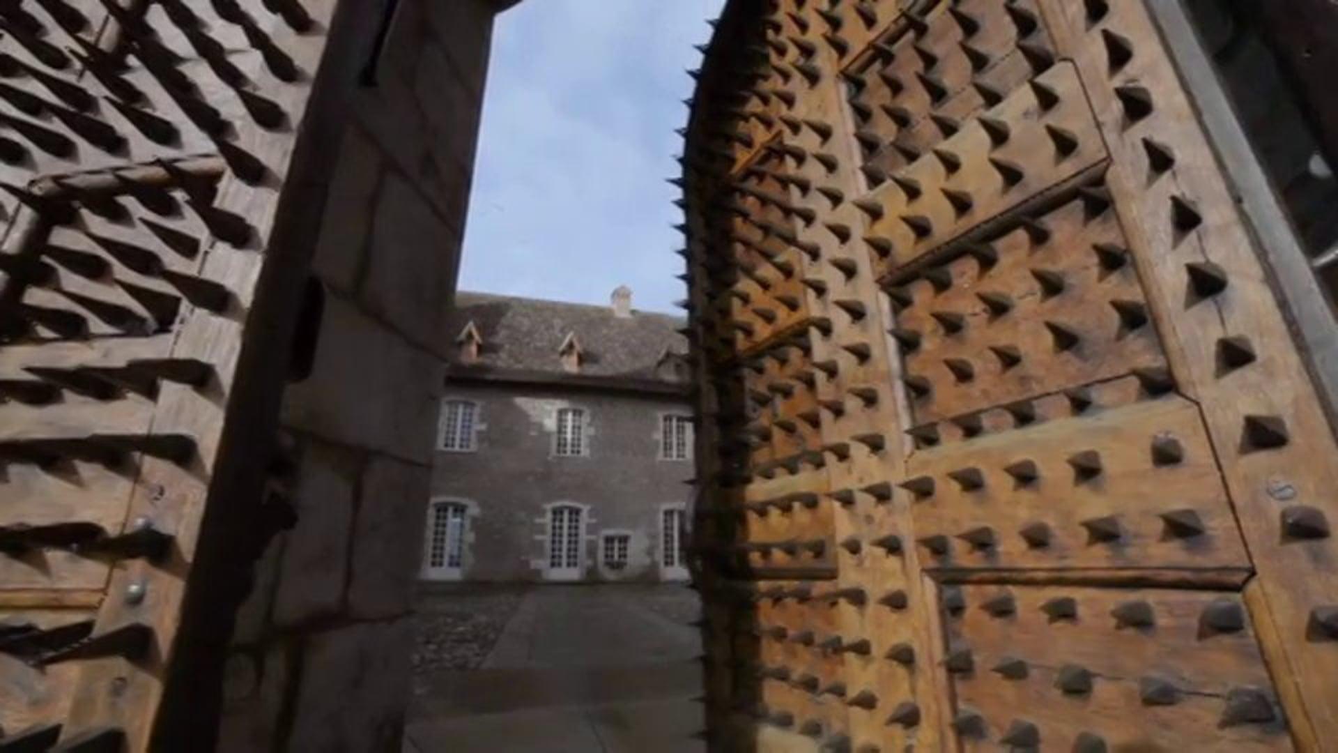 Isère – Château de Virieu – Laurence