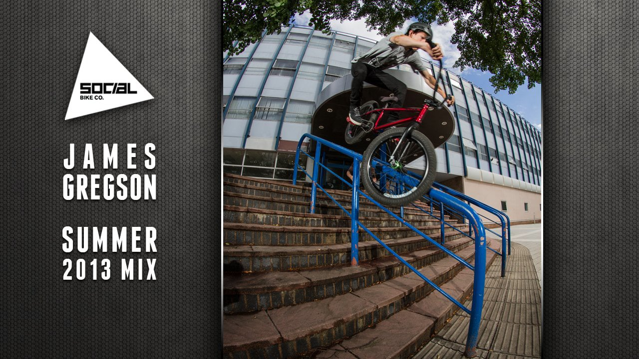 James Gregson - Social Bike Co